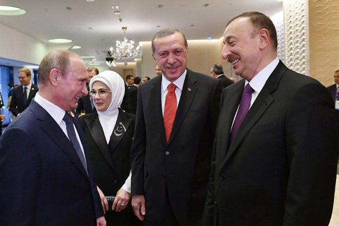 Putin və Ərdoğan İlham Əliyevi təbrik etdilər - Şafaqna Azərbaycanca