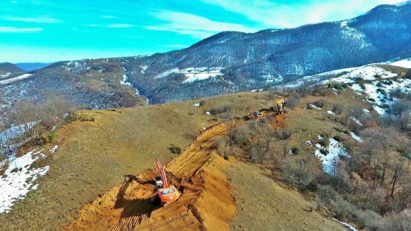 Füzuli-Şuşa avtomobil yolunda 3 kilometrlik tunel olacaq - AAYDA - FOTO -  Şafaqna Azərbaycanca