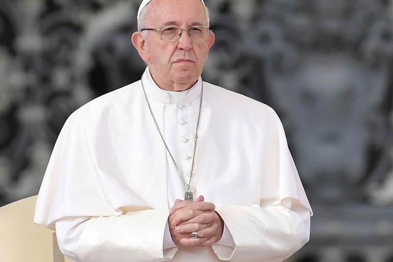 Roma Papası İraqa səfər edəcəyini təsdiqlədi