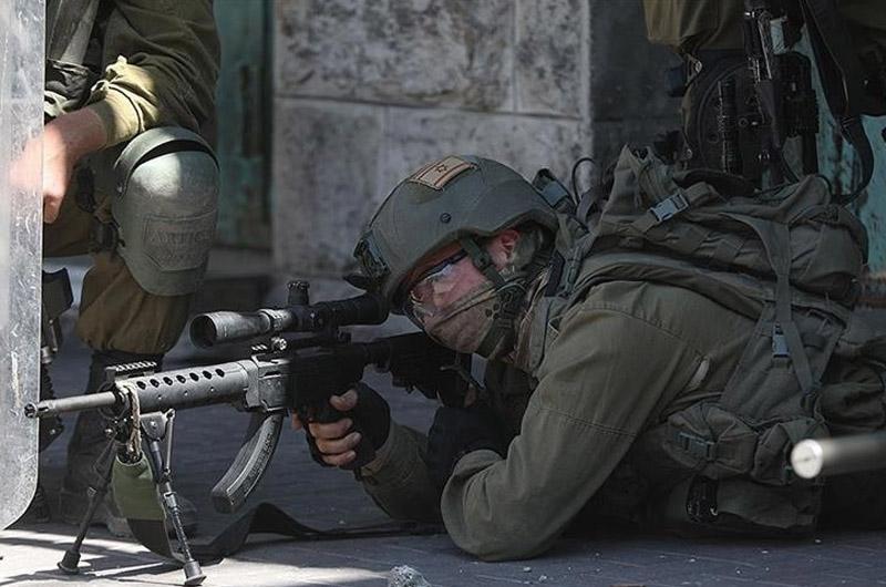 İsrail əsgərləri 16 yaşlı fələstinlini başından vuraraq qətlə yetirdi