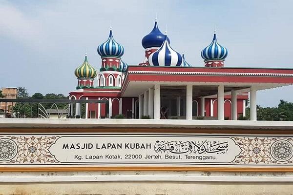 Malayziyada Rusiyadakı məbədə bənzər məscid inşa edildi