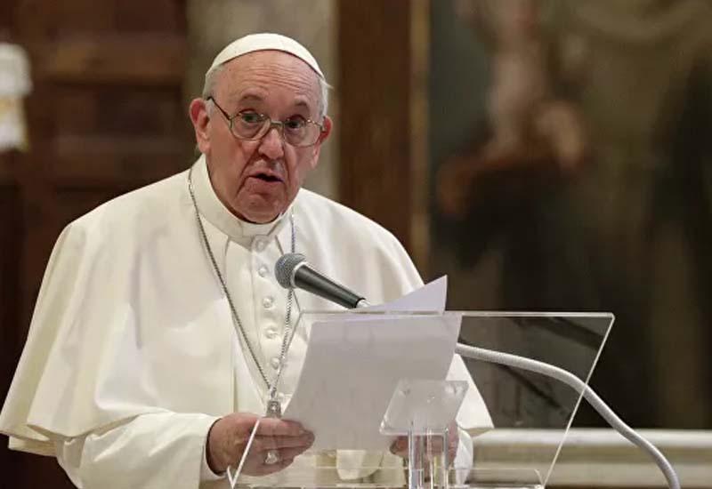 Roma Papası taxt-tacdan imtina edə bilər